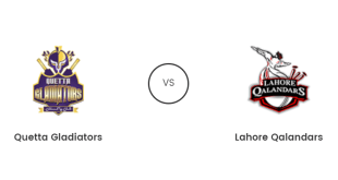 Quetta Gladiators Vs Lahore Qalandars Live T20 23rd Feb 2019 Prediction