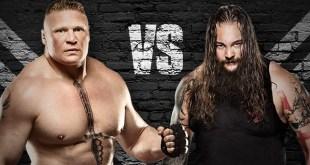 Brock Lesnar Vs. Bray Wyatt Repeat Telecast In India Tensports Time, Date