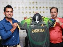 ICC T20 World Cup 2016 Teams Kits Designs & Colors Pakistan