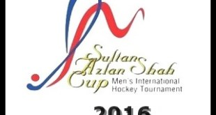 Azlan Shah Hockey Cup 2016 Schedule Time, Date Fixtures
