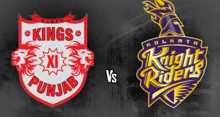 KKR Vs Kings XI Punjab Live Score IPL 32nd Match 2016