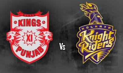 KKR Vs Kings XI Punjab Live Score IPL 32nd Match 2016