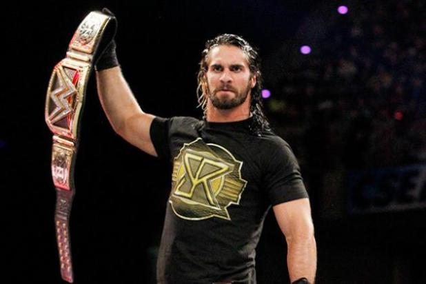 Top 10 Highest Paid WWE Superstars Wrestler Seth Rollins