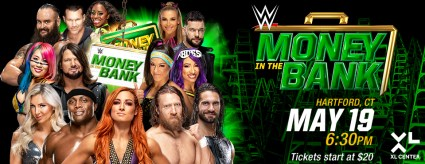 WWE Money Inthe Bank 2019 Date And Time In India