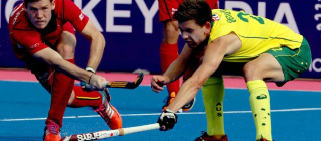 Australia Vs Belgium Live Hockey Match Champions Trophy 2016 Results