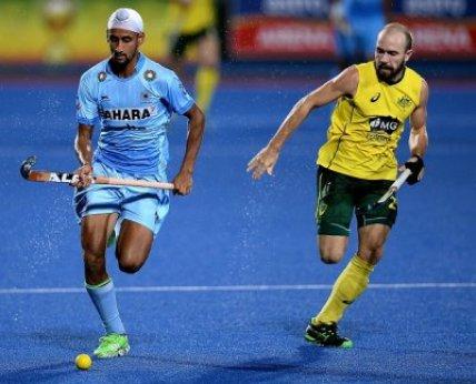 Australia Vs India Live Hockey Match Champions Trophy 2016 Results