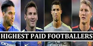 Highest Paid Football Players 2016 Salaries Contracts Per Year, Week