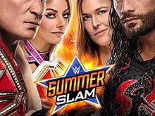 WWE Summerslam 2018 Live On Ten Sports Repeat Telecast Time