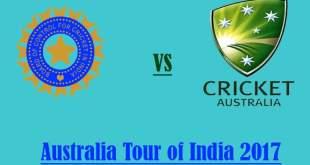 Australia Vs India 2017 Live Telecast TV Channels List Stream Online