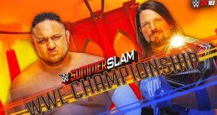AJ Styles Vs Samoa Joe Summerslam 2018 In India, Repeat Telecast, Date, Time