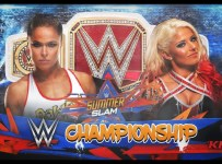 Alexa Bliss Vs Ronda Rousey SummerSlam 2018 Live In India, Date, Time