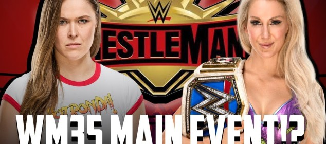 Ronda Rousey Vs Charlotte Flair Wrestlemania 35 Live in India, Date, Time