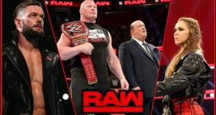 WWE Raw 21 January 2019 Results Monday Night