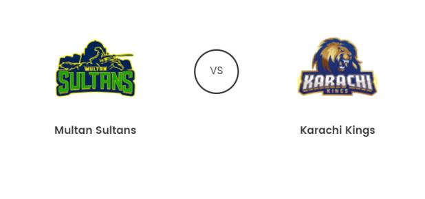 Multan Sultans Vs Karachi Kings Live T20 15th Feb 2019 Predictions