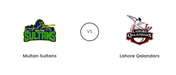 Multan Sultans Vs Lahore Qalandars Live T20 22nd Feb 2019 Prediction