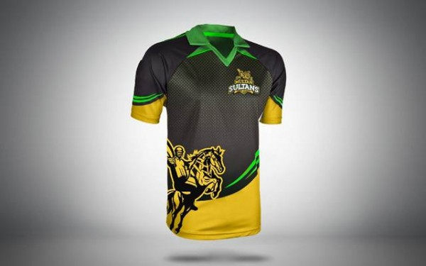 Multan Sultans Unveil Official Kit for PSL 2020
