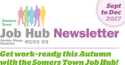 Job Hub newsletter