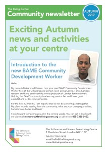 Autumn Community Newsletter