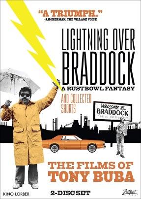 Lightning Over Braddock Tony Buba