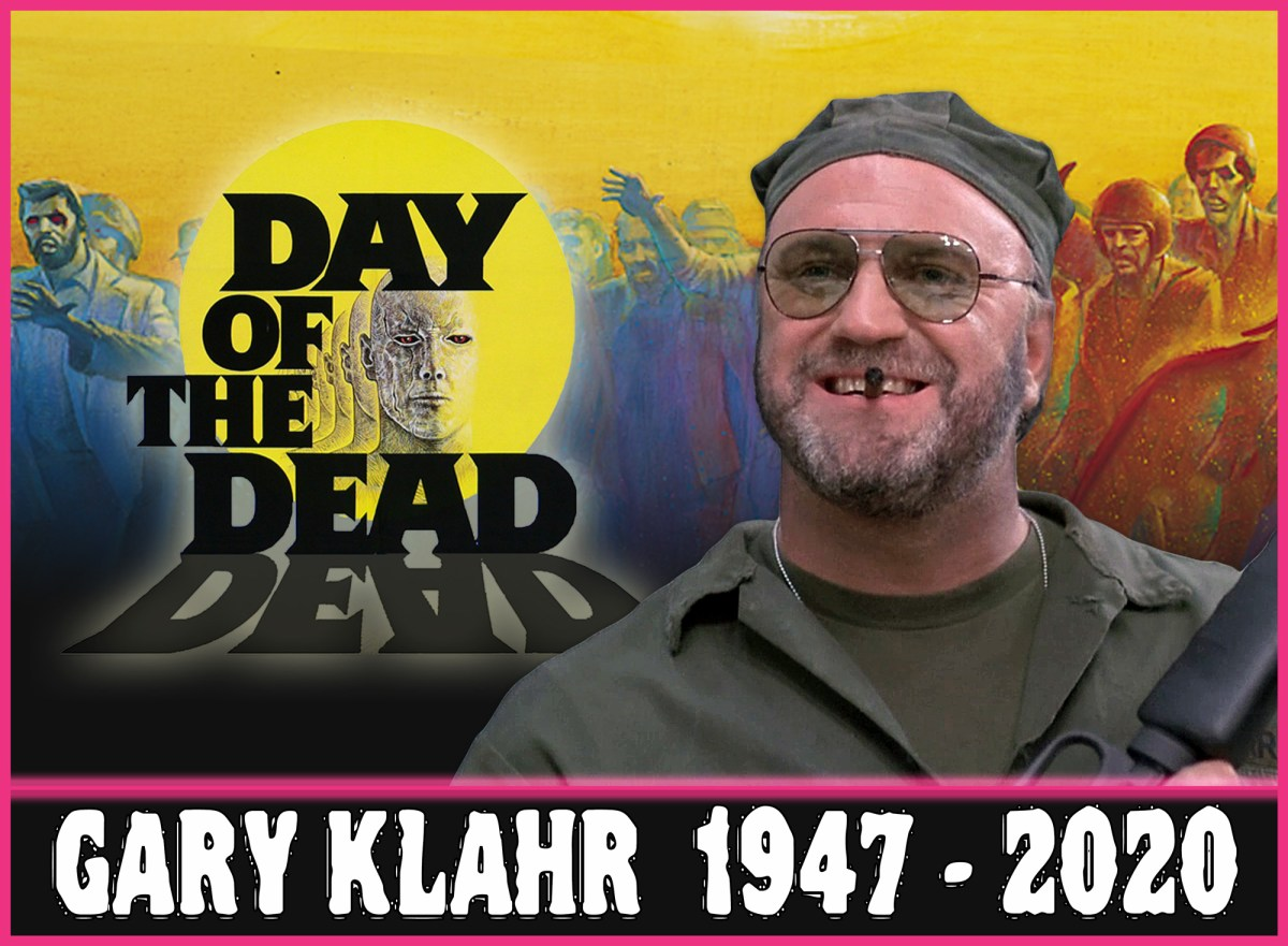 Day of the Dead Gary Klahr