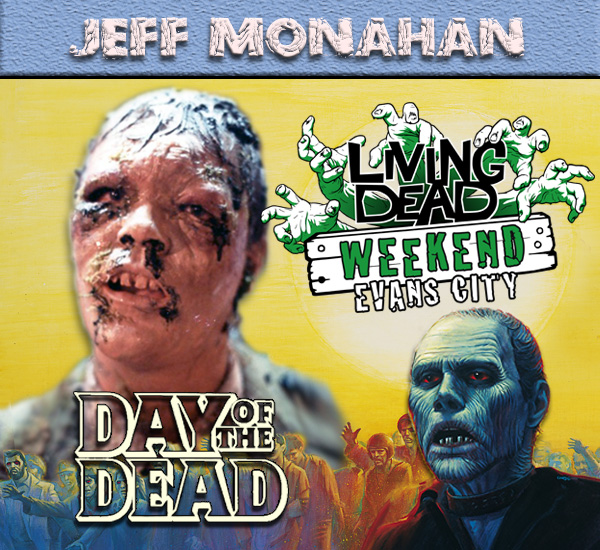 EVANS CITY DAY OF THE DEAD GUEST Jeff Monahan