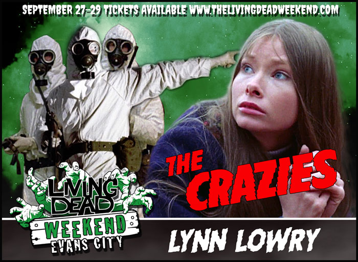Marilyn Eastman Night Of The Living Dead 50th Anniversary Living Dead Weekend October 2018