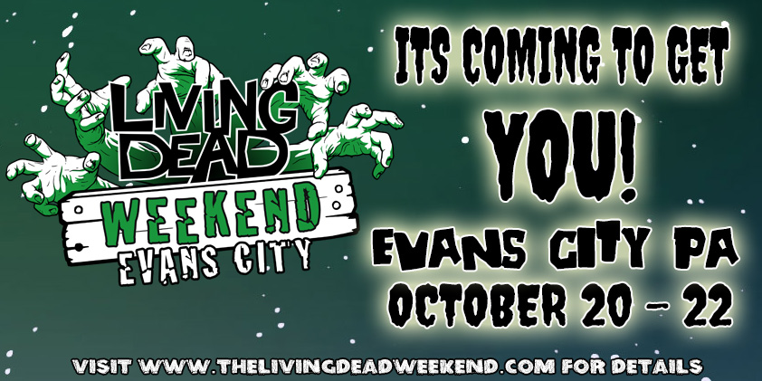 The Living Dead Weekend Evans City