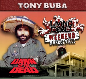 Tony Buba Monroeville Mall Raider Dawn of the Dead