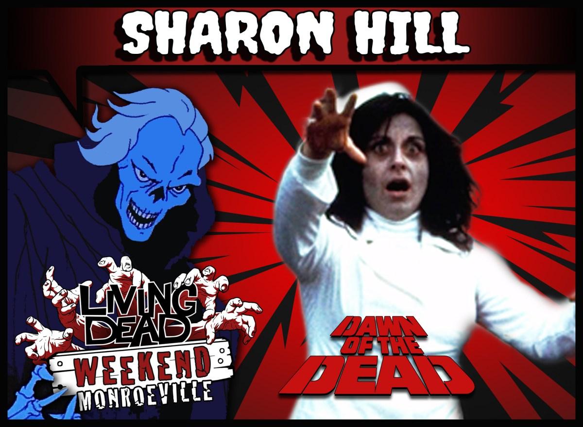 SHARON-HILL-NURSE-ZOMBIE-DAWN-OF-THE-DEAD-LIVING-DEAD-WEEKEND-MONROEVILLE-GUEST-ANNOUNCE-2019-RBG