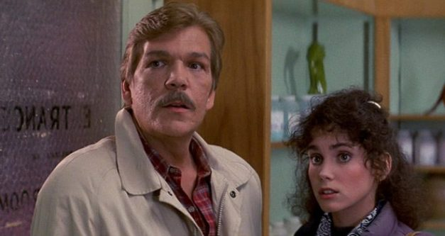 TOM ATKINS HALLOWEEN III LIVING DEAD WEEKEND