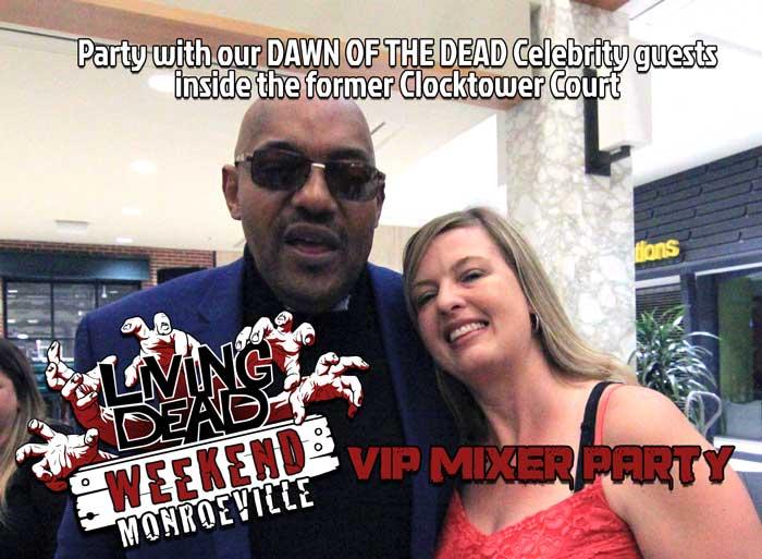 living dead weekend monroeville - The Living Dead Weekend