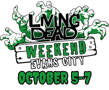 Night of the Living Dead 50th Anniversary Guest at the Living Dead Weekend in Evans City October 5-7 2018