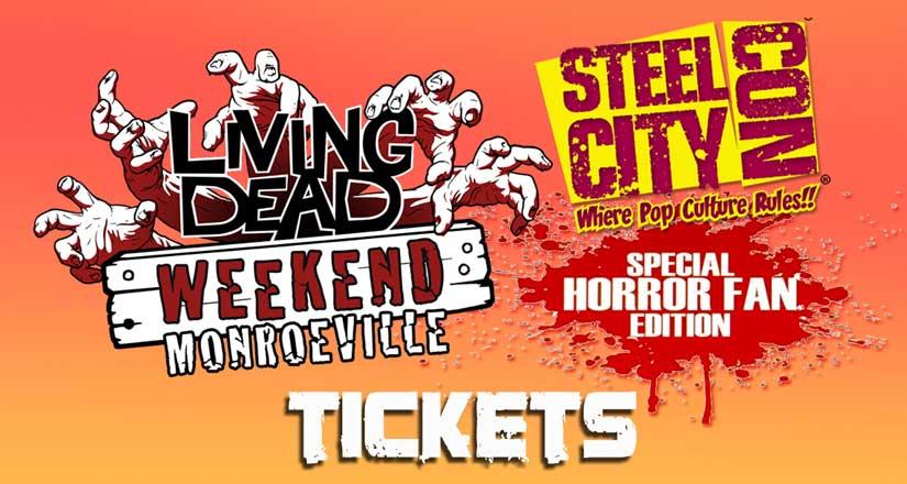 Living Dead Weekend SCC Monroeville Tickets