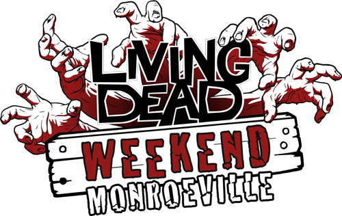 Robert Saunders was the featured Zombie that bites Roger in George Romero's Dawn of the Dead Zombies have taken over the world and a group of survivors hold up in the Monroeville shopping mall.  Join us at the Living Dead Weekend for a Dawn of the Dead reunion at the Mall