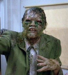 Jeff Monahan as a Zombie in George Romero's Day of the Dead