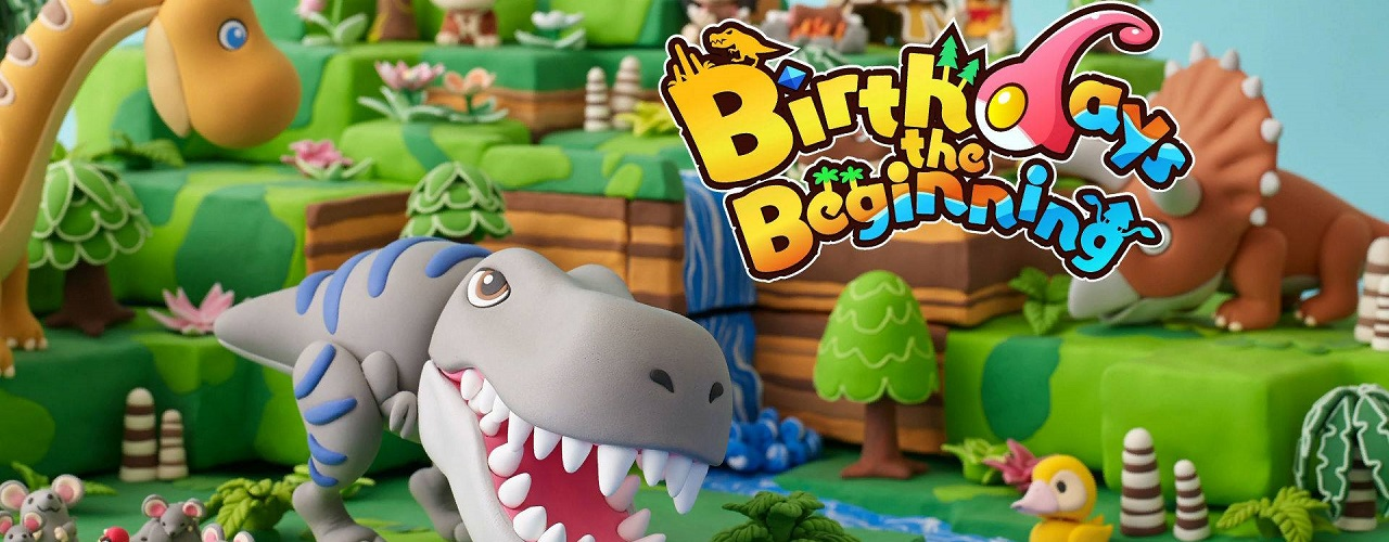 LizardReview: Birthdays The Beginning, A childhood Inspired God Sim