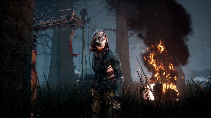 Dead by Daylight cross-play will have switch version?