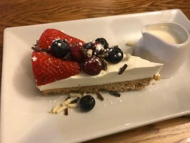 Cheesecake & Cream