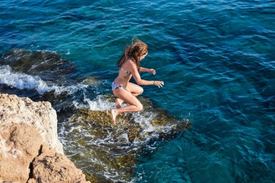 Cliff Jumping Pembrokeshire
