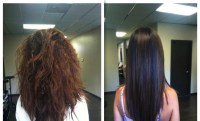 Learn how to maintain and style your hair after a keratin ...