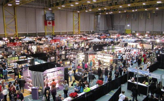 Edmonton 2014 Christmas Craft Fairs