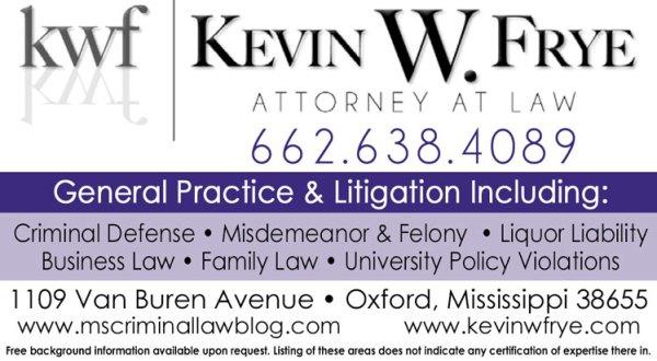 Kevin W. Frye
