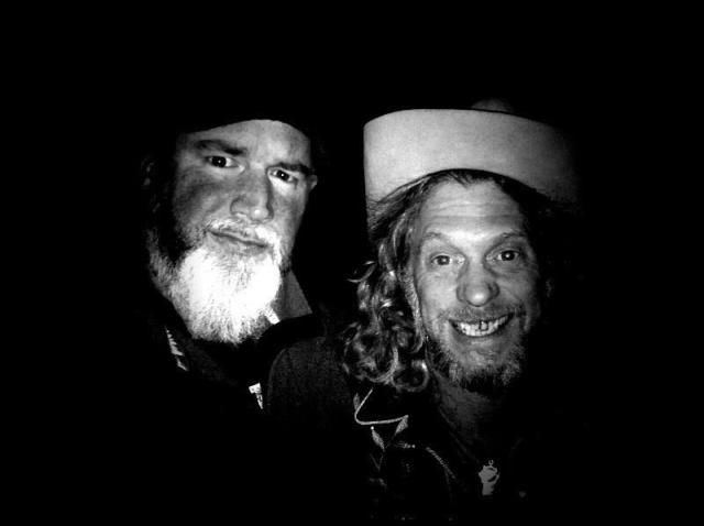 Robert Earl Reed and Jimbo Mathus.