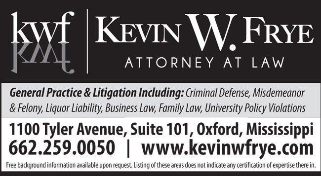Kevin W. Frye, Attorney At Law