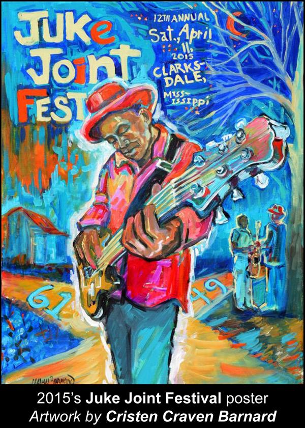 Juke Joint Poster 2015