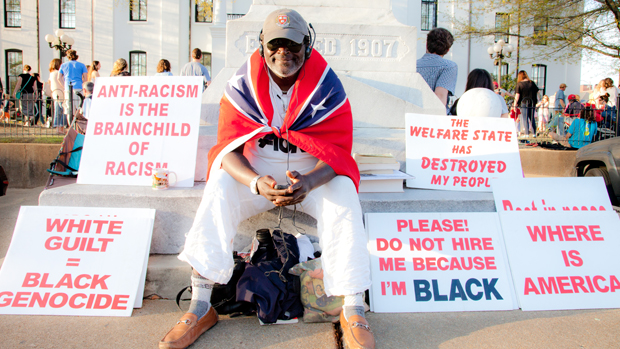 Death of the Black Confederate: Mysterious Circumstances Surround the Passing of Anthony Hervey