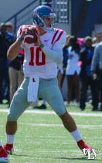 Chad Kelly (Swag) - Photograph by Shelby Rayburn - © 2015 The Local Voice.