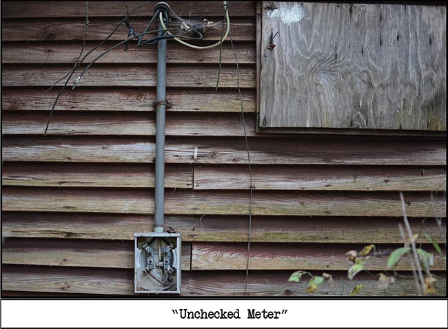 unchecked meter