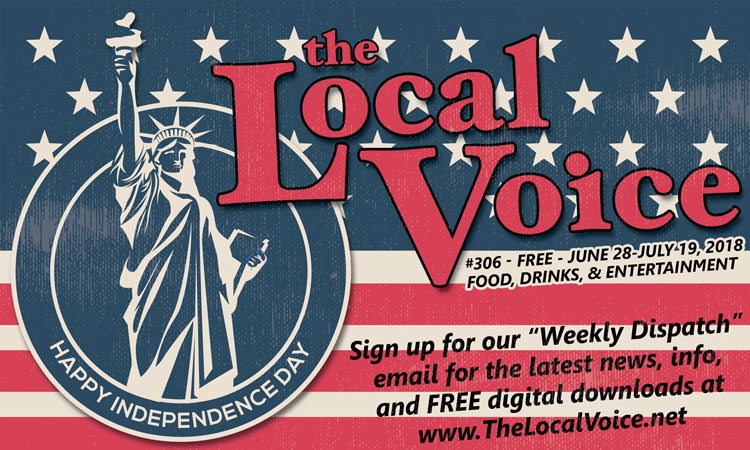 TLV Daily Dispatch... Wednesday, July 18, 2018 Food & Drink Specials in Oxford, Ole Miss, & North Mississippi