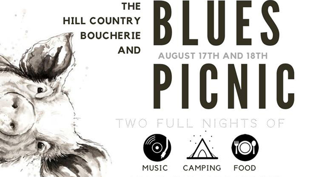 Home Place Pasture's 4th Annual Hill Country Boucherie and Blues Picnic Brings Together Featured Chefs, Musicians For Two-day Event